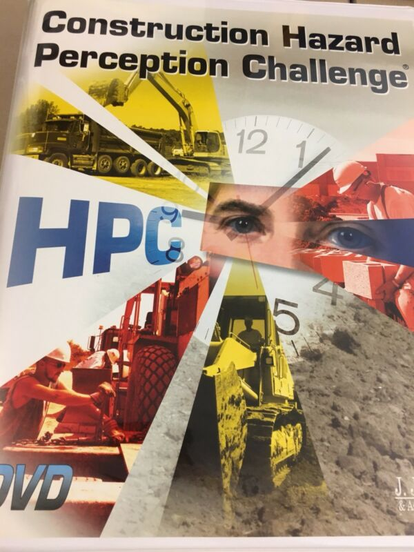 JJ Keller Construction Hazard Perception Challenge Complete Safety Training