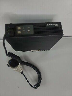 Motorola Radius Vhf 45 Watt Two Way Radio With Mic D43lra73a5bk