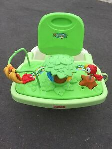 Banc d'appoint rehausseur Fisher Price