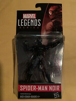 2015 Marvel Legends 3.75 SPIDER- MAN NOIR Series1 New!