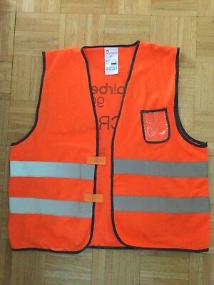 Air Berlin airberlin Warnweste Pilot Uniform Orange Super Selten Schnäppchen - Pilot Uniform