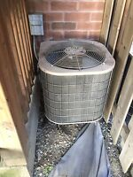 Air conditioning fast repairs