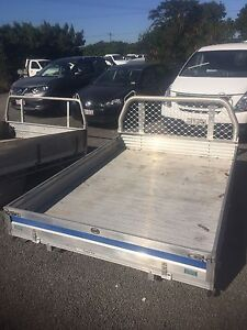 Extra Cab Alloy Tray Eagle Farm Brisbane North East Preview