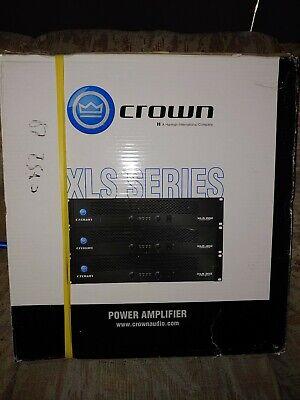 Crown MA9000I 2500-watt @ 2 ohm Power Amplifier