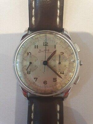 Vintage Breitling Cadette chrono Watch