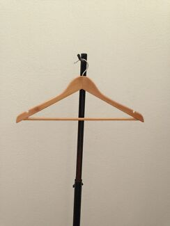 Wooden shirt hangers $25.00 for 50 Sunrise Beach Noosa Area Preview