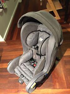 Infasecure Kompressor Caprice Child / Baby Car Seat slimline 0-4 years