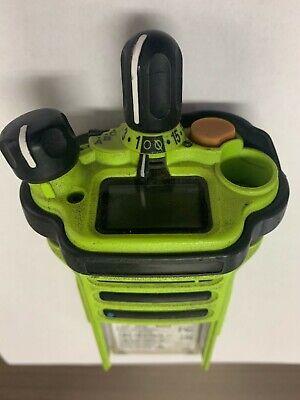 Motorola Apx6000xe Uhf2 450-520mhz P25 Digital Handheld Radio Tdma Gps Is Fm