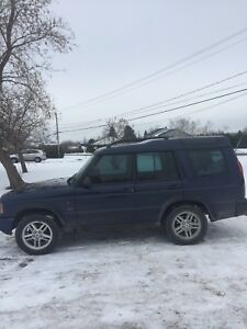 LAND ROVER DISCOVERY 2003 4x4