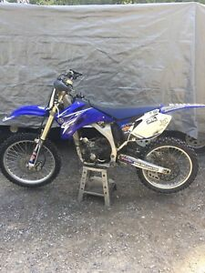 2009 Yamaha YZ450F Project