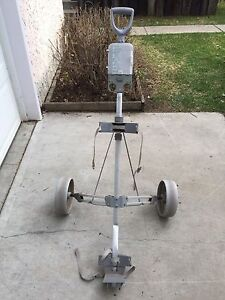 Golf  Pull Cart: EXCELLENT CONDITION! $25 Firm