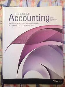 Financial accounting 9th edition wiley (hogget, edward, etc) Riverton Canning Area Preview