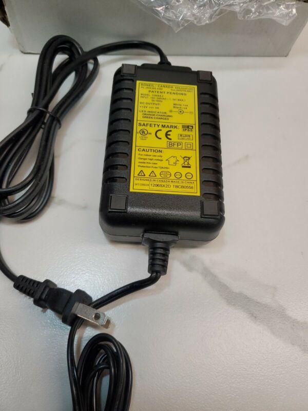 Soneil 1206sx2 Battery Charger