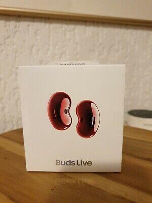 Samsung Galaxy Buds Live (Mystic Red) Neu OVP