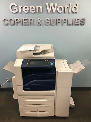 Xerox Workcentre 7845 Color Multi-function Prints Up To 11x17 Meter 83k
