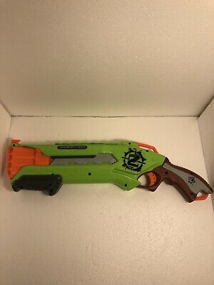 Nerf Blaster RoughCut 2x4 Zombie Strike Toy Gun Boys