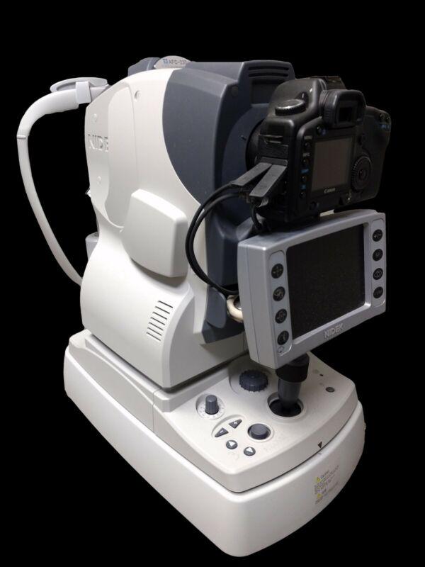 Nidek AFC- 230 Retinal Camera Non-Mydriatic Auto Fundus Retina Unit w/ Laptop