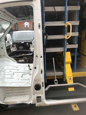 IVECO DAILY Left B Post Mk 5 11 - 14