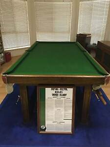 Billiard Table, good condition Northgate Port Adelaide Area Preview