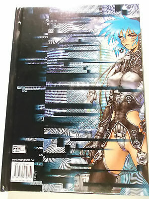 Masume Shirow Ghost in the Shell 1.5 Hardcover + CD ( Egmont )