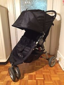 Poussette City mini baby jogger