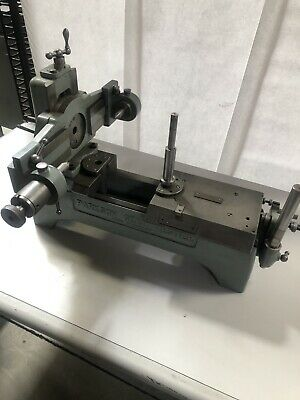 Parkson 9n Heavy Duty Worm Bevel And Spur Gear Tester. Used