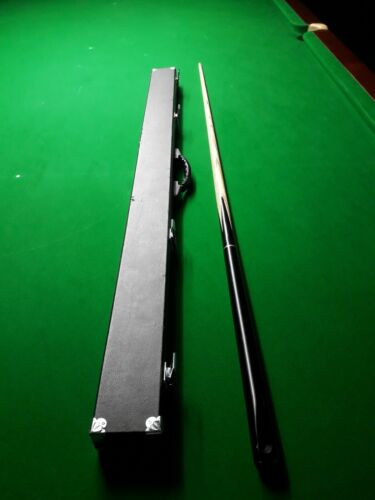 3/4 Snooker Cue And Case