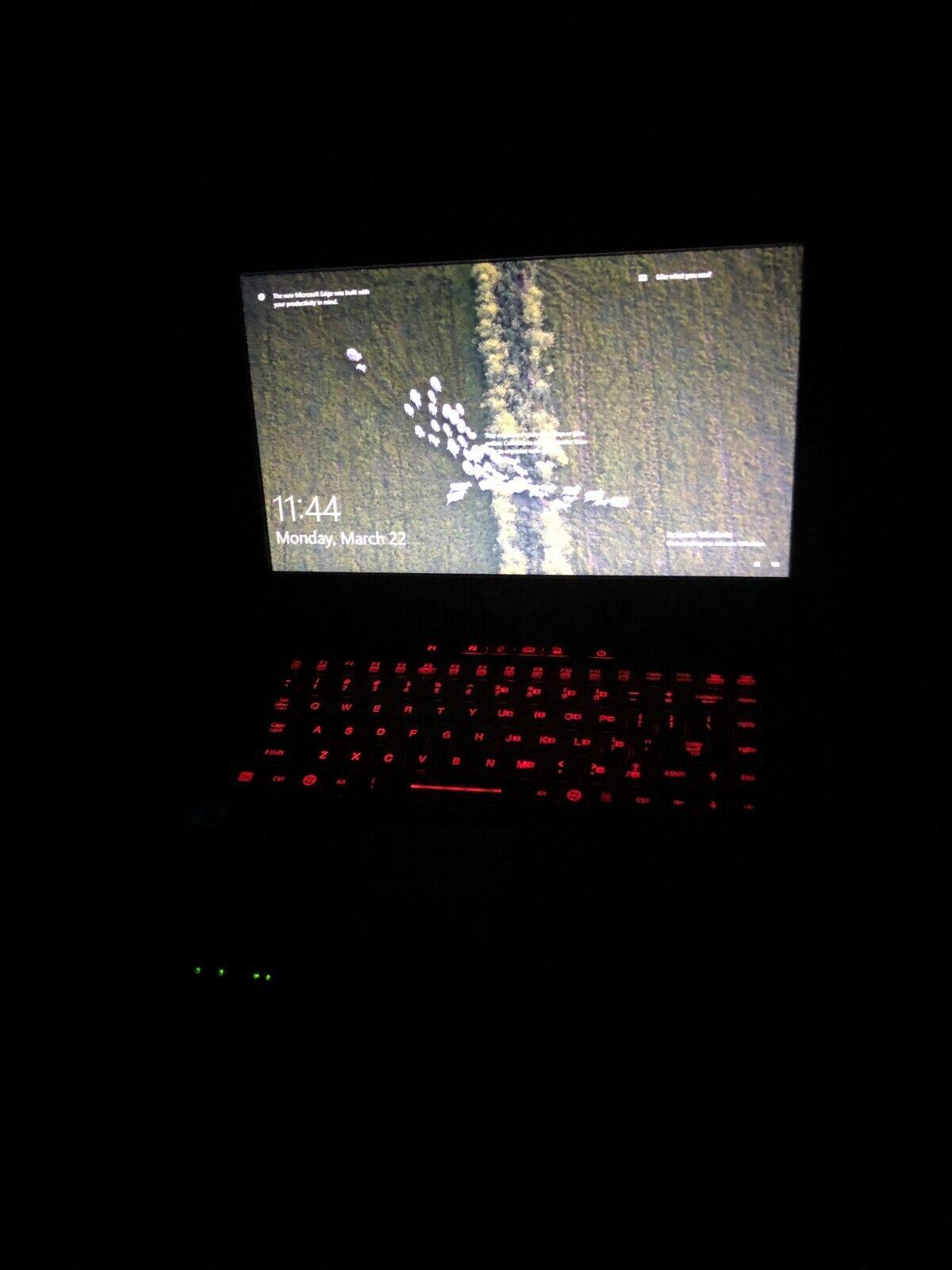 GETAC S400 Intel i5 2.60GHz, 1 TB HD, 8GB RAM, Backlit Keybo