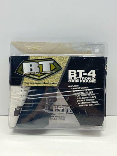 BT Paintball Designs BT-4 Electronic Grip Frame