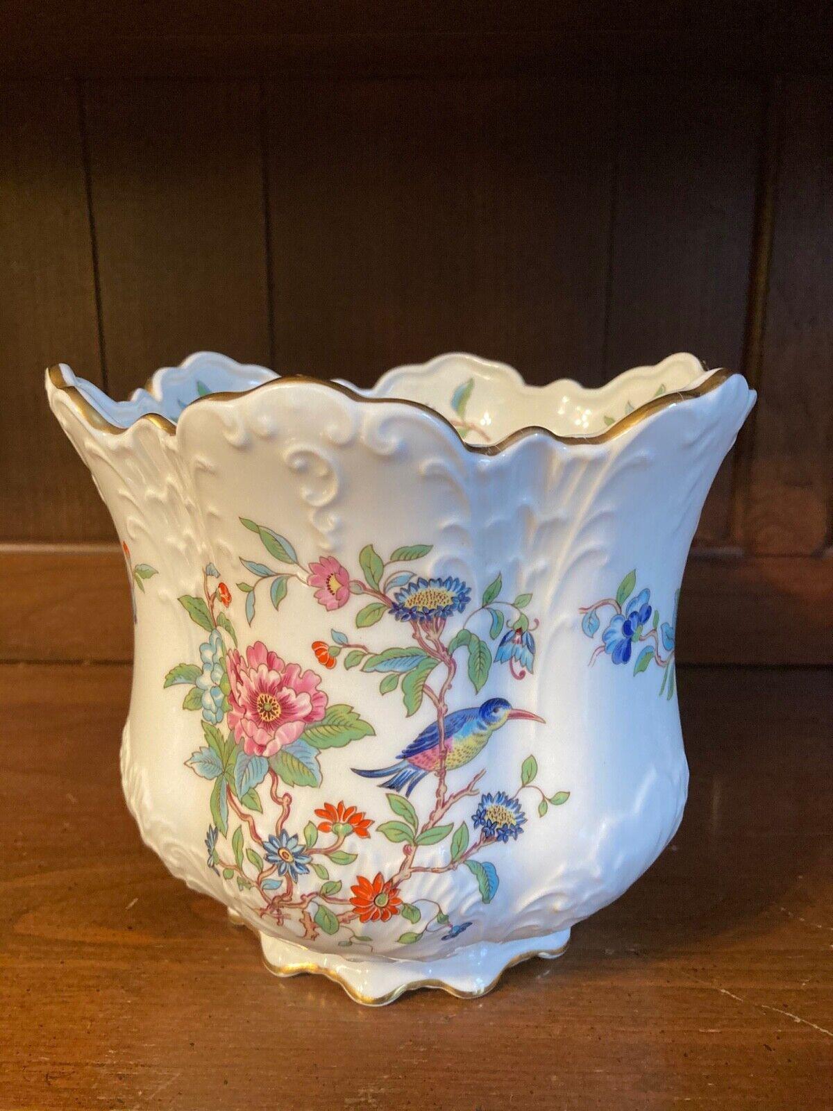 Vintage Aynsley Pembroke Jardiniere - $25.00