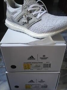 REIGNING CHAMP X ADIDAS ULTRA BOOST SIZE 7/7.5 DS