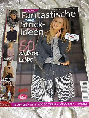- Ideen Winter Strickmagazin 5 / 2014 - 50  Projekte (Winter Projekte)