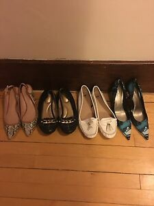 Lot women's shoes $340 retail Enzo Angiolini  size 8.5- 9