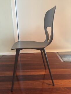 Designer 'Scream' Dining Chairs x10