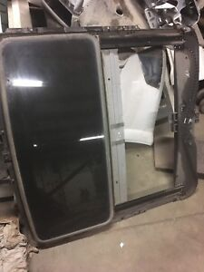Factory ford sunroof