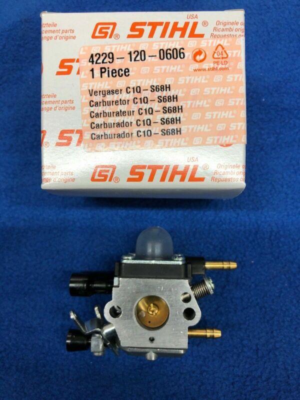 NEW Genuine STIHL Carburetor Assembly BG55 BG65 BG85 SH55 SH85 4229-120-0606 OEM