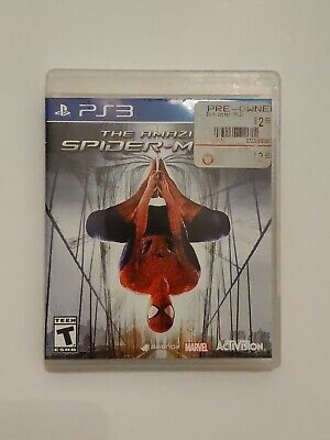 Playstation 3 PS3, Amazing Spider-Man 2 ACTIVISION
