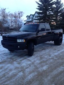 2001 dodge dually 3500