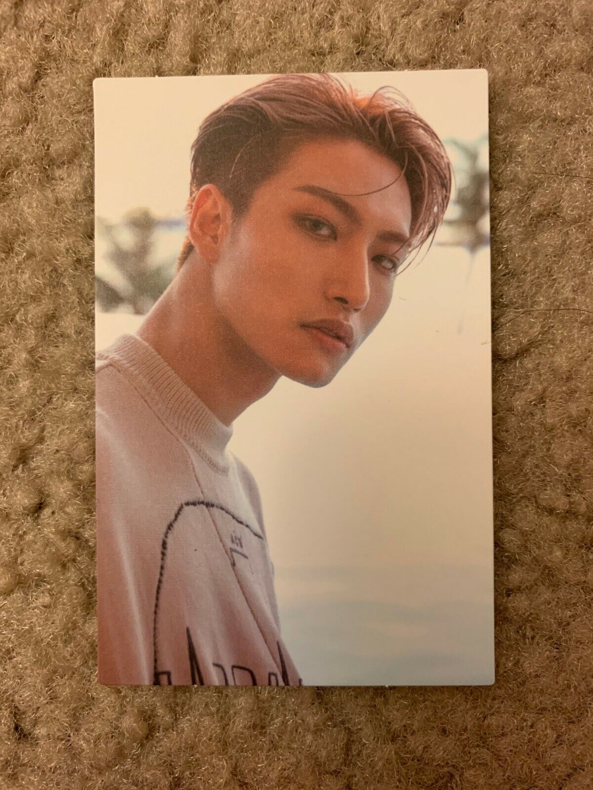 ***UPDATED***ATEEZ One To All Treasure EP. 3 Photocards (DM for Stamp Shipping) Seonghwa Wave MMT