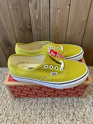 Cress Green (Vans Authentic Cress Green / True White Size Mens 4.5 Womens 6 NEw)