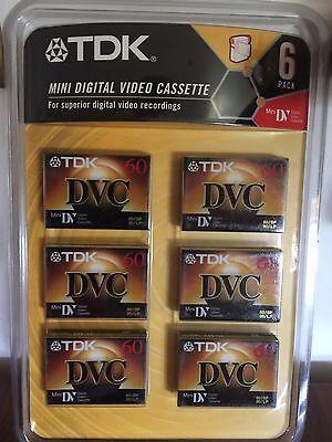 Кассеты и диски TDK DVC MINI