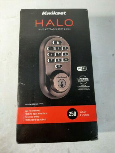 Kwikset Halo Wi-Fi Smart Lock 99380-002