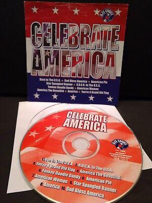 CELEBRATE AMERICA (2000) CD