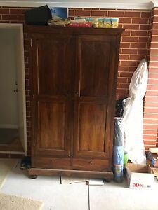 Large Solid Wardrobe Eden Hill Bassendean Area Preview