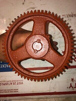 International Harvester Ihc M Cam Gear Hit Miss Stationary Engine