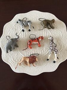 6 Animal Ornaments by Pier 1 Imports