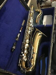 Oxford Tenor Sax by Boosey & Hawkes