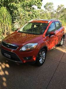2012 Ford Kuga Wagon Cable Beach Broome City Preview