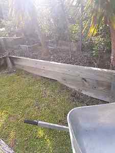Free used  pine sleepers Mount Gravatt East Brisbane South East Preview