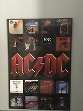 AC/DC album display Worrigee Nowra-Bomaderry Preview